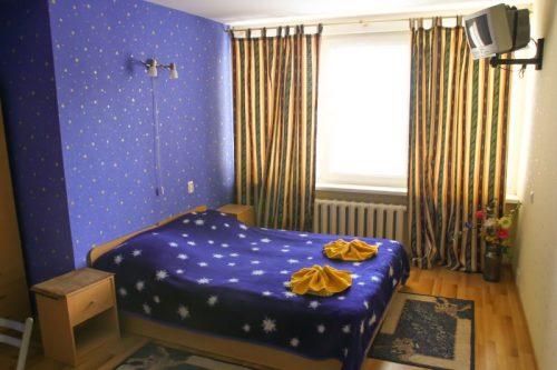 Ekonomines klases viesbutis  Asimare