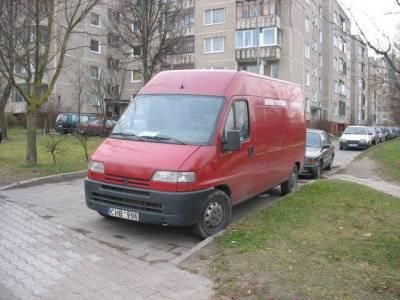Transporto paslaugos iki 1. 5t Viln 868093255