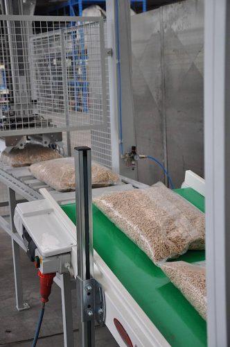 Automatinis granulių pakavimo (fasavimo) įrengimas