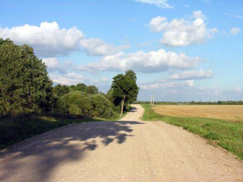 Gruzas keliui, gruntas sklypo pakėlimui – Kaune