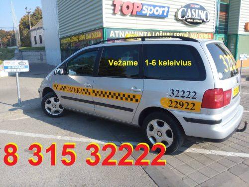 OMEKA, Alytaus Taksi 8 315 32222