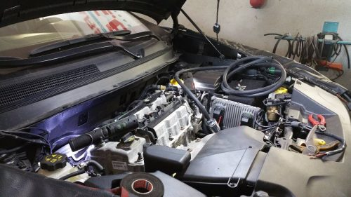 Dujinė įranga automobiliams