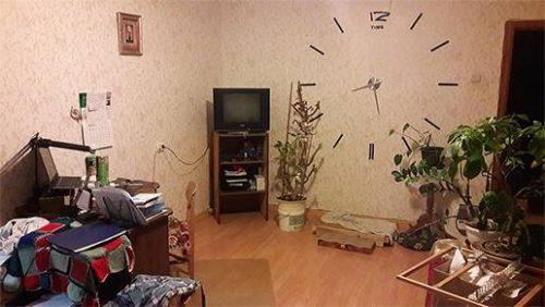 Parduodamas 2 kambarių butas Klaipėdoje