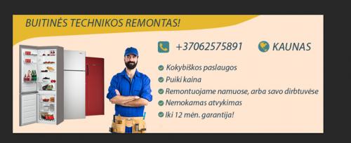 šaldytuvus  ir šaldiklius remontas Kaune