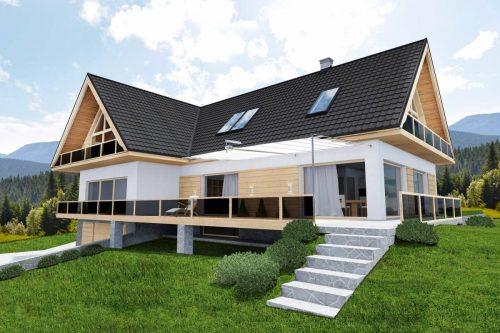 Plieninė stogo danga, šiferis, čerpės, stogo darbai Vilniaus r. sav.