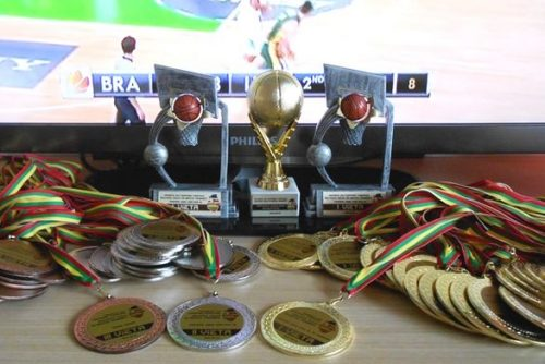 Apdovanojimai – taurės, medaliai, stikliniai apdovanojimai, diplomai