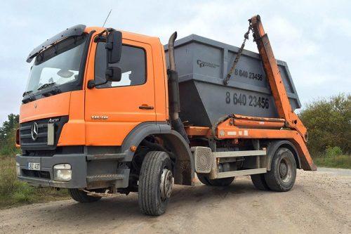 CPG.lt – Greitas statybinių atliekų išvežimas Vilniuje ir Vilniaus rajone