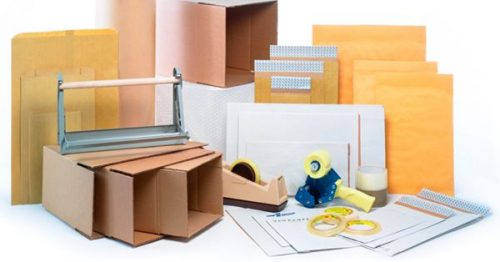 Pakavimo prekės ir medžiagos