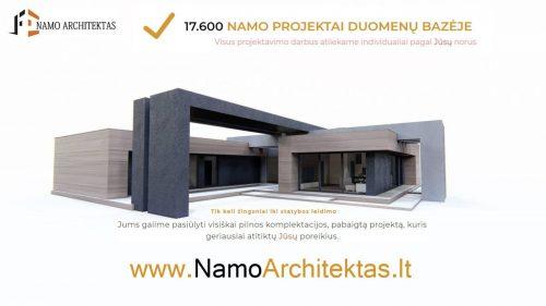 Namo Architektas/projektavimo paslaugos
