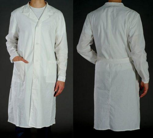 medicininiai chalatai ir apranga