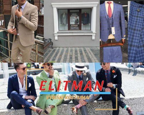 www.elitman.lt vyriški kostiumai ir vyriški aksesuarai už gerą kainą