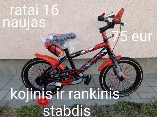 Vaikiskas dviratis