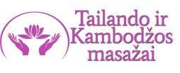 Tailando ir Kambodžos masažai