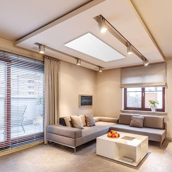 Natūralaus šildymo plokštės Sundirect – spindulinis šildymas iš įm.Inframeda