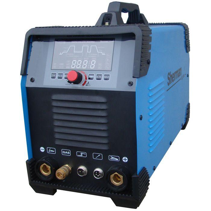 suvirinimo aparatas sherman digitig pulse ac/dc 200GD