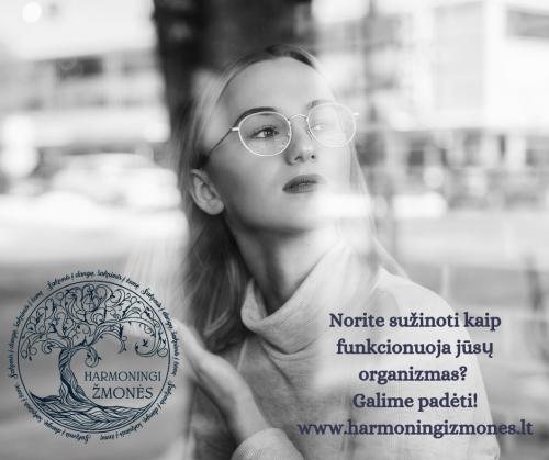 Harmoningizmones.lt biorezonansinis organizmo tyrimas