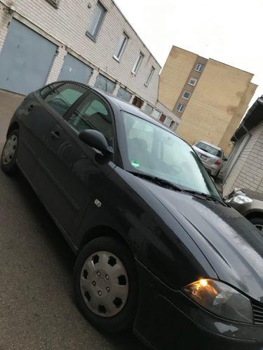 Parduodamas Seat Ibiza automobilis