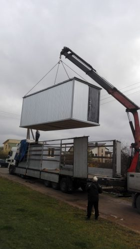 Statybinis vagonėlis