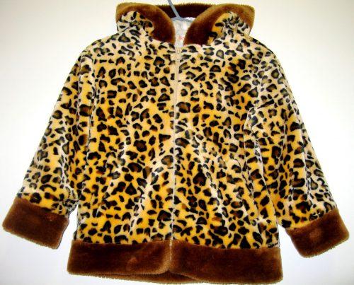 Dailus paltukas 4-5 metų mergaitei, 110 cm dydis, 10eur