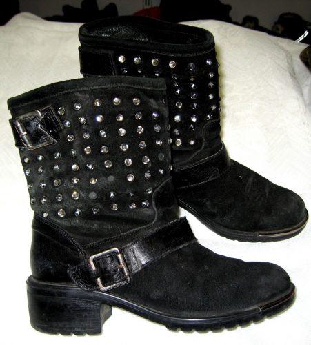 Zomšiniai demisezoniniai batai, 36 dydis, 9eur