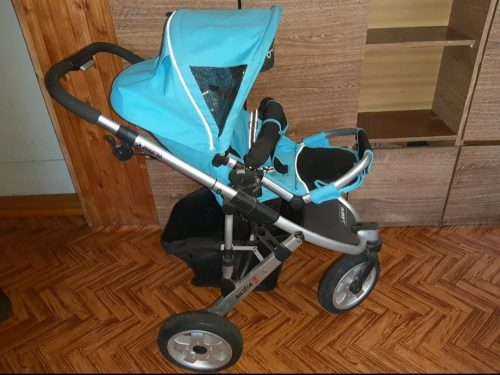 Austin coleto vežimėlis