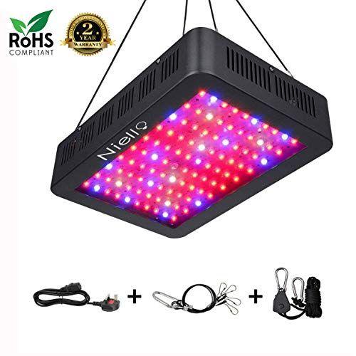 Galinga 1000W aukštos kokybės LED lempa augalams