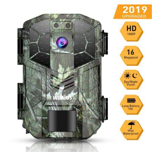 Aukštos kokybės 16 megapikselių kamera