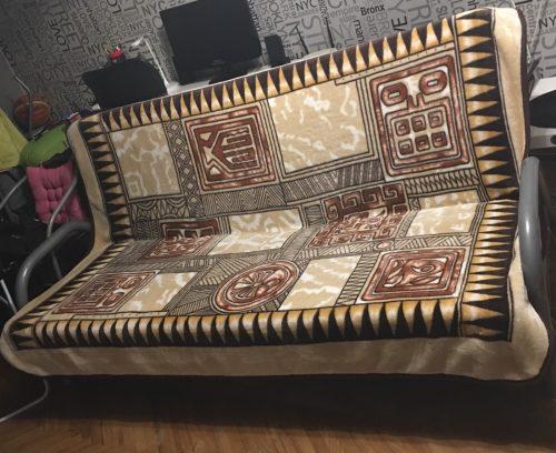 Sofa/lova tvirtu rėmu
