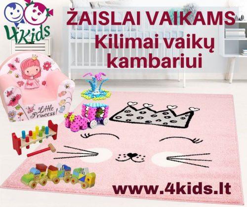 Kilimai vaikų kambariui