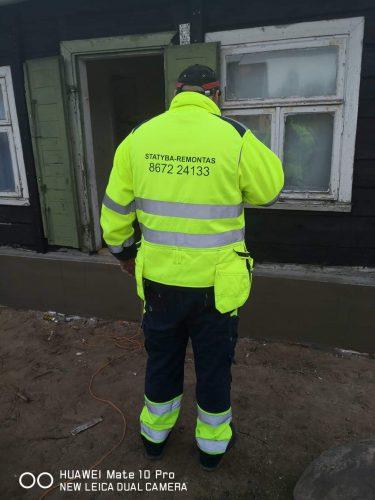 atliekame ivairius statybos – remonto darbus