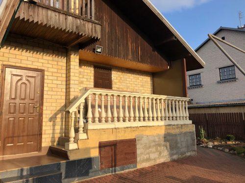 Parduodamas sodas su gyvenamuoju namu