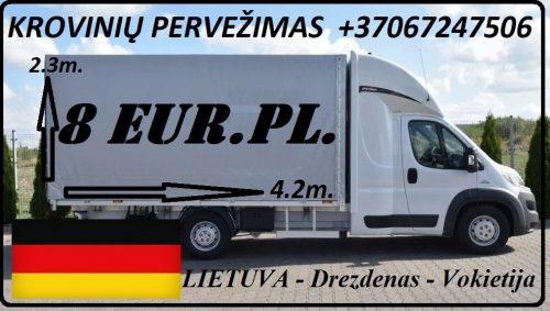 Drezdenas – Lietuva – Dresden