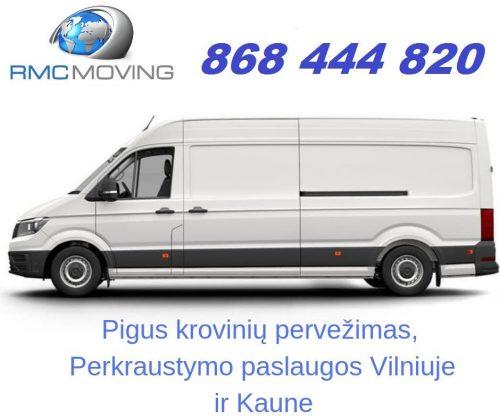 Krovinių gabenimas 868444820