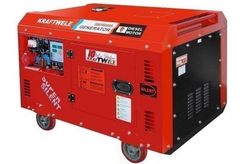 Elektros generatorius Super silent 16KVA