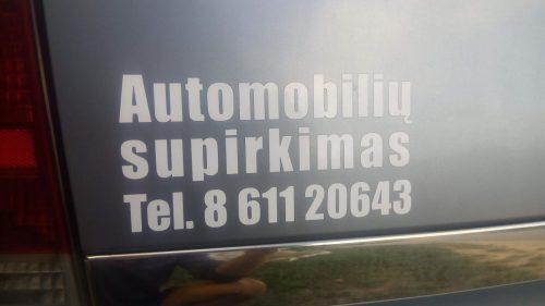 Superkame-Senus-Automobilius