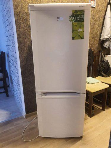 Puikios būklės  BEKO   šaldytuvas su šaldykliu