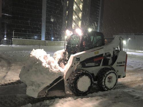 Sniego valymas Vilniuje, tel. 865936773