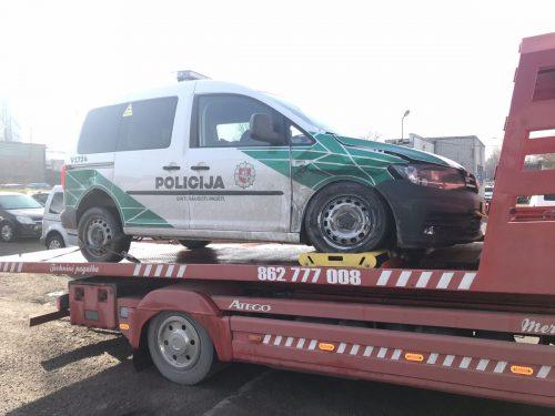 Tralas Vilnius, Technine pagalba Vilniuje, Sostralas