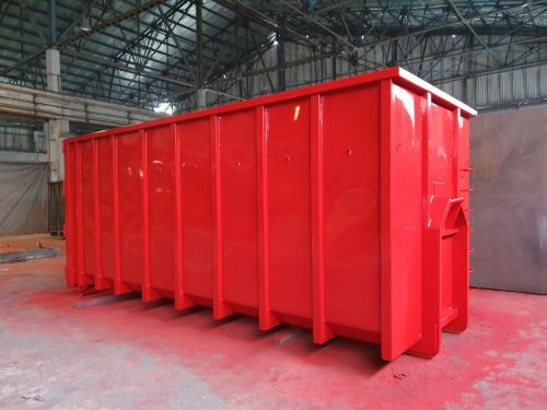 Užtarukiami konteineriai