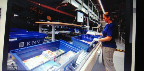 Skubus darbo pasiulymas fabrikuose/sandeliuose Vokietijoje