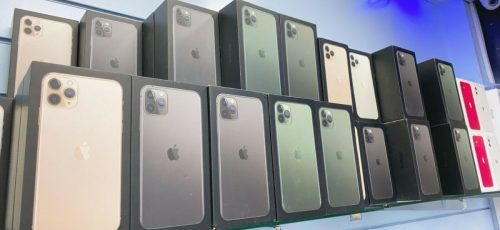 Pasiūlymas Apple iPhone 11, 11 Pro ir 11 Pro Max parduodamas už didmeninę kainą.