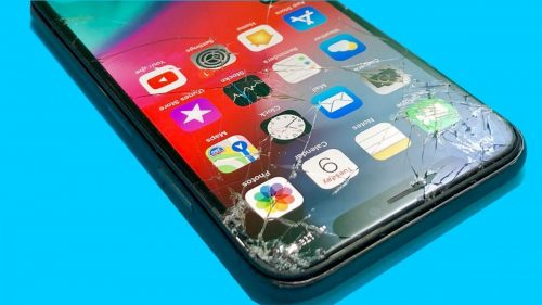iPhone X Remontas Vilniuje, Fabijoniškėse