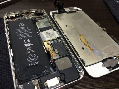 iPhone 5, 5S, 5C Remontas Vilniuje, Fabijoniškėse
