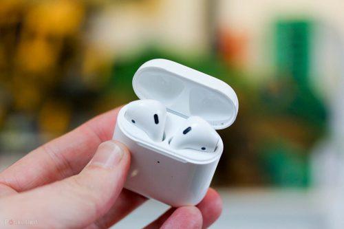 Apple Airpods stiliaus ausinės (naujos)