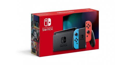 Žaidimų kompiuteris Nintendo Switch