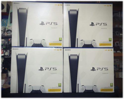 Parduodamos PS5 (naujausi modeliai) dėl kainos teirautis esamais kontaktais