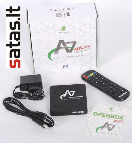 Skaitmeniniai priedėliai, Iptv, Smart, antenos