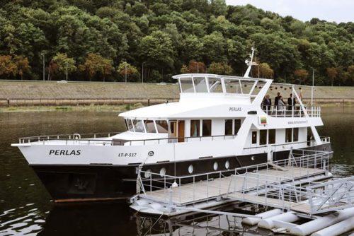 Vieta jūsų šventei ir pramogai-laivas Perlas