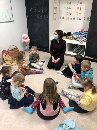 Naujas vaikų darželis Vilniuje
