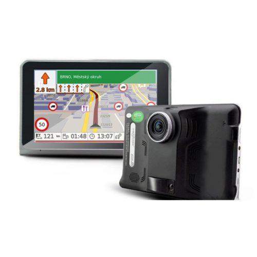 IHEX navigacijos automobiliams ir sunkvežimiams